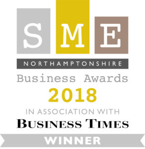 SME Award Winners Northamptonshire 2018