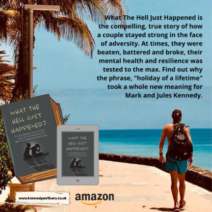 What The Hell Just Happened Book Kennedy Authors