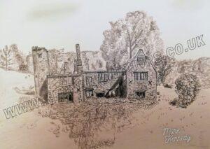Fawles Hall Dower House Northamptonshire
